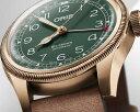 オリスジャパン正規3年保証 ORIS オリス 腕時計 メンズ ウォッチ ビッククラウンブロンズ754.7741.3167BR ポインターデイト 80周年ア…