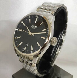7baf2288e3 オリスジャパン正規3年保証 ORIS オリス腕時計 メンズ ウォッチ アートリエデイト 733.7713.4034M