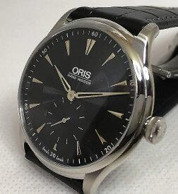 456c6dceb7 オリスジャパン正規3年保証 ORIS オリス腕時計 メンズウォッチ アートリエ手巻きメンズ腕時計