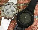 恋人たちのGショック ペアウォッチ G-SHOCK BABY-G ペア腕時計 カシオ 2本セット gショック ベビーg アナデジ GST-W310-7AJF GST-W300G…