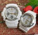 恋人たちのGショック ペアウオッチ G-SHOCK BABY-G ペア腕時計 カシオ 2本セット gショック ベビーg アナデジAWG-M100SGA-7AJF BGA-105…