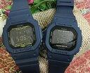 恋人たちのGショック ペアウオッチ G-SHOCK BABY-G ペア腕時計 カシオ 2本セット gショック ベビーg GW-M5610NV-2JF BGD-5000-2JF デジ…