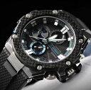 国内正規品 新品 GショックG-SHOCK BABY-G カシオ gショックGST-GST-B100XA-1AJF電波ソーラー Gスチール ブルートュース対応 腕時計 …