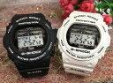 恋人たちのGショック ペアウオッチ G-SHOCK G-LIDEペア腕時計 カシオ ホワイト ブラック2本セット GWX-5700CS-1JF GWX-5700CS-7JFプレ…