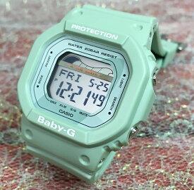 BABY-G ペア腕時計 カシオ gショック ベビーg DW-BLX-560-3JFG-LIDE プレゼント ギフト ラッピング無料 メッセージカード 正規品
