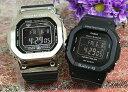 恋人たちのGショック ペアウオッチ G-SHOCK BABY-G ペア腕時計 カシオ 2本セット gショック ベビーg GMW-B5000-1JF BGD-5000MD-1JF デ…