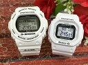 恋人たちのGショック ペアウオッチ G-SHOCK BABY-G ペア腕時計 カシオ デジタル 2本セット 電波ソーラー GWX-5700CS-7JF BGD-5000-7JF …