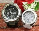 恋人たちのGショックペア G-SHOCK BABY-G ペアウォッチ Gスチール G-MS ペア腕時計 カシオ 2本セット gショック 電波ソーラー GST-W31…