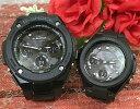 恋人たちのGショックペア G-SHOCK BABY-G ペアウォッチ ペア腕時計 カシオ 2本セット gショック 電波ソーラー GST-W100G-1BJF MSG-W100…