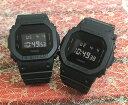 恋人たちのGショック ペアウオッチ G-SHOCK BABY-G ペア腕時計 カシオ 2本セット gショック ベビーg DW-5600BB-1JF デジタル お揃い人…