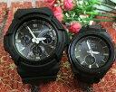 恋人たちのGショックペア G-SHOCK BABY-G ペアウォッチ ペア腕時計 カシオ 2本セット gショック 電波ソーラー GAW-100B-1AJF MSG-W200G…