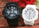 恋人たちのGショックペア G-SHOCK BABY-G ペアウォッチ ペア腕時計 カシオ 2本セット gショック 電波ソーラー AWG-M100SB-2AJF BGA-250…