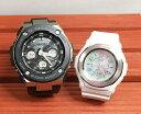 Gショック ペア G-SHOCK BABY-G ペアウォッチ ペア腕時計 カシオ 2本セット gショック ベビーg アナデジ GST-W300-1AJF BGA-1020-7BJF …