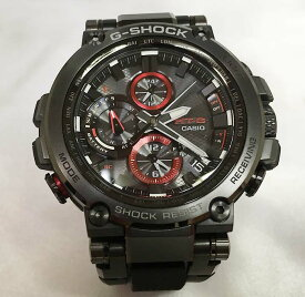 カシオ CASIO 腕時計 G-SHOCK ジーショック MT-G Bluetooth 搭載 電波ソーラー MTG-B1000B-1AJF メンズ腕時計 ギフト 人気 ラッピング無料 愛の証 感謝の気持ち g-shock あす楽対応 クリスマスプレゼント