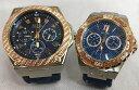 GUESS ゲス デニムデザイン腕時計 ペアウォッチ 超人気モデル メンズとレディースのカップルでお揃いの2本セット W1058G1 W0775L10 人…