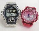 恋人達のGショックペアウオッチ G-SHOC&BABY-Gラブザシーアンドジアース ペア腕時計 カシオ GW-6903K-7JR BGA-250AQ-4AJR プレゼントス…