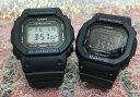 恋人たちのGショック ペアウオッチ G-SHOCK BABY-G ペア腕時計 カシオ 2本セット gショック ベビーg GW-5000-1JF BGD-5000MD-1JF デジ…