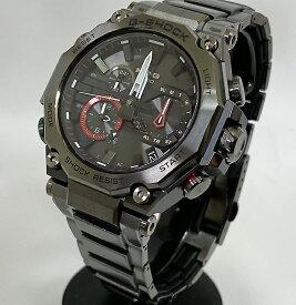 国内正規品 カシオCASIO 腕時計 G-SHOCK ジーショック MT-G Bluetooth 搭載 電波ソーラー MTG-B2000BDE-1AJR メンズ 人気 ラッピング無料 電波ソーラー g-shock ブラック デュアルコアガード構造 替えバンド付き あす楽対応