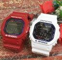 恋人たちのGショックペアウオッチ G-SHOCK G-LIDE ペア腕時計 カシオ 2本セット GWX-5600C-4JF GWX-5600C-7JF デジタル ソーラー電波 …