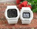 恋人たちのGショック ペアウオッチ G-SHOCK BABY-G ペア腕時計 カシオ 2本セット gショック ベビーg GW-M5610MD-7JF BGD-5000-7JF お揃…