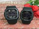 恋人たちのGショック ペアウオッチ G-SHOCK BABY-G ペア腕時計 カシオ デジタル スピードモデル 2本セット GW-M5610-1BJF BGD-5000MD-1…