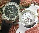 好きだよ恋人たちのGショックペア G-SHOCK BABY-G ペアウォッチ ペア腕時計 カシオ 2本セット gショック ベビーg アナデジ GST-W110-1A…