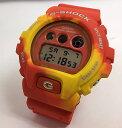 カシオ CASIO 腕時計 G-SHOCK ジーショック DW-6900TAL-4JR 限定モデル メンズ腕時計 あす楽対応 日本の秋を彩る紅葉をデザインモチー…