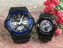 恋人たちのGショックペア G-SHOCK BABY-G ペアウォッチ ペア腕時計 カシオ 2本セット gショック 電波ソーラー GAW-100B-1A2JF BGA-1110…