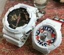 恋人たちのGショック ペアウオッチ G-SHOCK BABY-G ペア腕時計 カシオ 2本セット gショック ベビーg アナデジ GA-110RG-7AJF BGA-130TR…