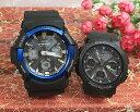 恋人たちのGショックペア G-SHOCK BABY-G ペアウォッチ ペア腕時計 カシオ 2本セット gショック 電波ソーラー GAW-100B-1A2JF BGA-2500…