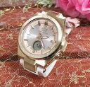 BABY-G カシオ MSG-W200G-4AJF ソーラー電波 プレゼント腕時計 ギフト 人気 ラッピング無料 愛の証 感謝の気持ち baby-g 国内正規品 新…