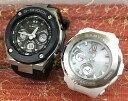 恋人たちのGショックペア G-SHOCK BABY-G ペアウォッチ ペア腕時計 カシオ 2本セット gショック 電波ソーラー GST-W300-1AJF BGA-2200-…