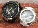 恋人たちのGショックペア G-SHOCK BABY-G ペアウォッチ ペア腕時計 カシオ 2本セット gショック 電波ソーラー GST-W300-1AJF MSG-W100-…