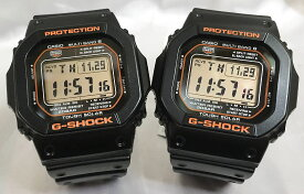 恋人たちのGショック ペアウオッチ G-SHOCK ペア腕時計 ジーショック カシオ 男女兼用 メンズ レディース GW-M5610R-1JF デジタル 電波 ソーラー お揃い手書きのメッセージカードお付けいたします あす楽対応 クリスマスプレゼント