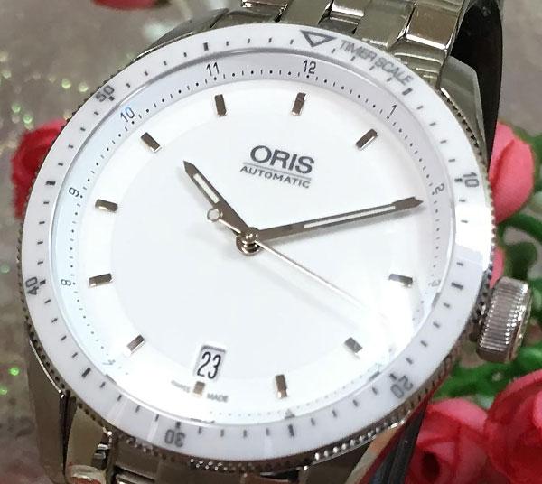 ORIS オリス 腕時計 メンズ ウォッチ アーティックスGTデイト 733.7671.4156M ギフト 人気 ラッピング無料 国内正規3年保証