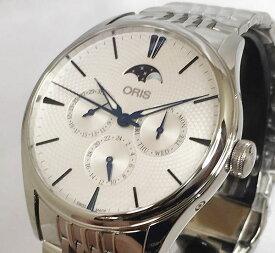 51bc90c702 オリスジャパン正規3年保証 ORIS オリス腕時計 メンズ ウォッチ 781.7729.4051M アートリエ コンプ
