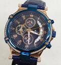 サルバトーレマーラ 腕時計 メンズウォッチ Salvatore Marra SM18102-PGBL ギフト ラッピング無料 手書きのメッセージカードお付けしま…