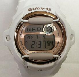 カシオ CASIO 腕時計 BABY-G ベビージー モデル BG-169G-7JF レディース baby-g 国内正規品 プロテクター付き小型デザイン 新品 メッセージカード手書きします あす楽対応