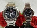 恋人たちのGショック ペアウォッチ G-SHOCK BABY-G ペア腕時計 カシオ 2本セット gショック 電波ソーラー GST-W310D-1AJF MSG-W350CG-5…