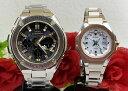 恋人たちのGショックペア G-SHOCK BABY-G ペアウォッチ ペア腕時計 カシオ 2本セット gショック 電波ソーラー GST-W110D-1A9JF MSG-W35…