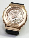 国内正規品 新品 Gショック G-SHOCK カシオ メンズウオッチ gショック GM-S2100PG-1A4JF 大人のG-SHOCK メタルカバード プレゼント 腕…