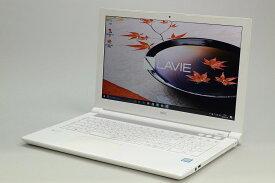 【中古】NEC LAVIE Note Standard NS600/JAW PC-NS600JAW クリスタルホワイト