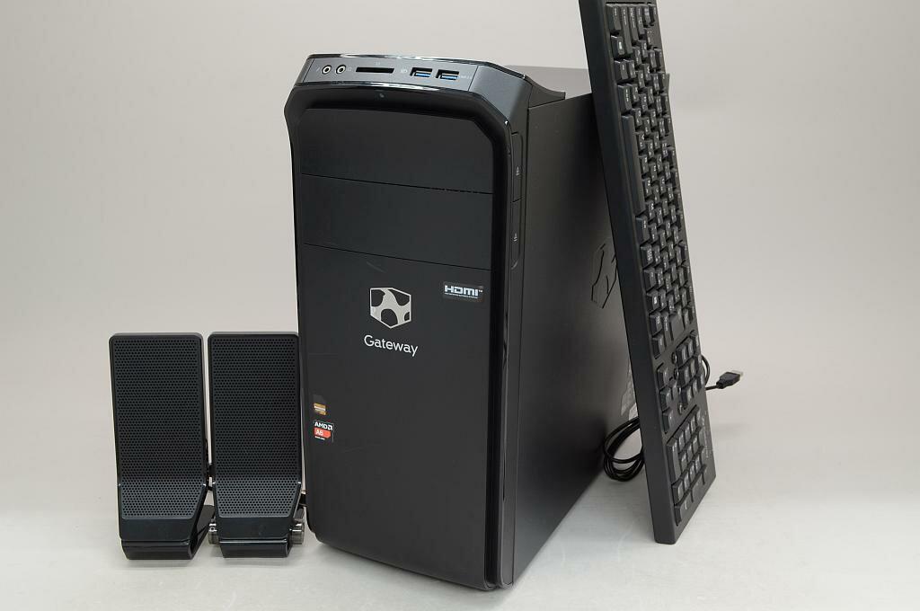 【中古】Gateway DX DX4375-F48F/G ブラック