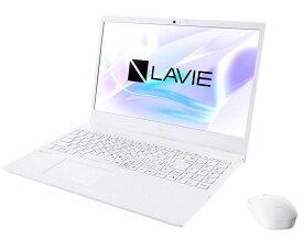 【展示品】NEC LAVIE N15 PC-N1515AAW-J パールホワイト
