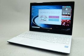 【中古】【Web限定特価】NEC LAVIE Note Standard NS350/HAW PC-NS350HAW クリスタルホワイト