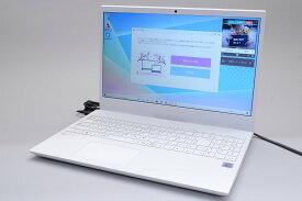【中古】NEC LAVIE N15 N1555/AAW-J PC-N1555AAW-J パールホワイト
