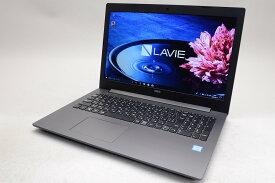 【中古】【Web限定特価】NEC LAVIE Note Standard NS600/KAB PC-NS600KAB カームブラック