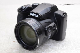 【中古】Nikon COOLPIX B600(BK)