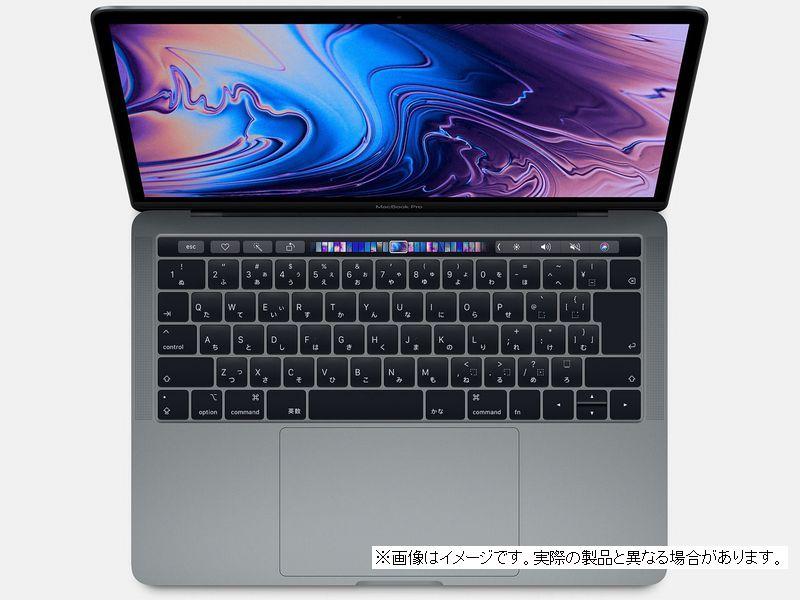 【 Z0V80005Q 】MacBookPro13 (2018) スペースグレイCTOモデル(ベースモデル MR9R2J/A)