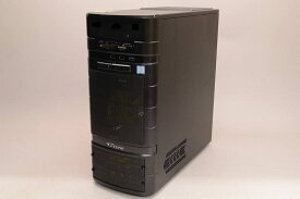 【展示品】mouse GAMING PC NG787GTX1060J ブラック